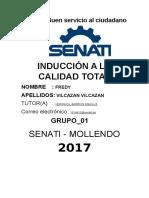 Induccion Ala Calidad Total Tarea 1
