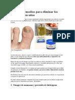 6 simples remedios para eliminar los hongos de las uñas.docx