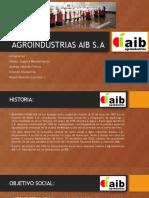 Agroindustrias Aib s