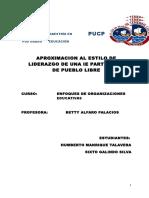 Sixto HumbertoTrabajo de Ivestigación Liderazgo Del Equipo Directivo Final