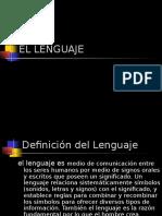 el-lenguaje