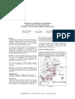 Estudios Coordinacion de Aislamiento Para Linea 500 Kv