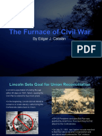 the furnace of civil war  powerpoint
