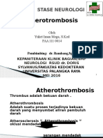 3.ATHEROTROMBOSIS