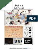 Le Mail Art Ou Art Postal