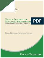 Secretaria Escolar Etica e Trabalho