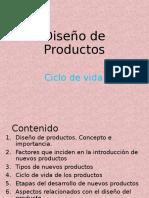 Diseño y Ciclo Del Producto