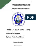Maquinas Electricas I (061C)