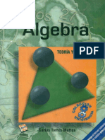 Álgebra - UNICIENCIAS
