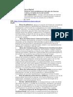 Anàlisis de biblioteca digital