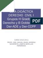 Derecho Civil Capacidades