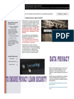 Newsletter for Security Awareness