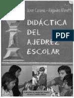 didactica del ajedrez escolar.pdf