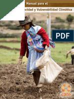 Manual para el Analisis de Capacidad Vulnerabilidad Climatica.pdf