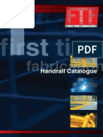 FTF Handrail Catalogue
