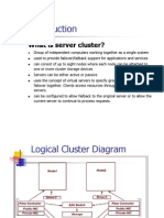 Scribd Cluster Intro