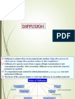 Chapter 7 Diffusion in Solids