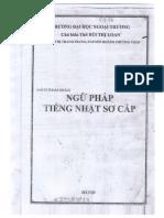 Ngu Phap Tieng Nhat So Cap Ftu