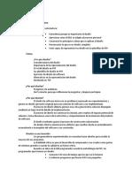Diseño de Software traducción de Personal Software Process