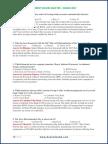 Current Affairs Quiz PDF - March 2017