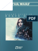 Galaxy Guide 13_Rogue One_Mint Condition