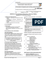 Modulo Nº 8 - 3er Bim - Sector Externo