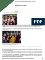 Dalai Lama to Taiwan, India Stands Up t..