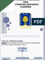 TUGAS - SIA - Bab 1 - Pemrosesan Data Dan ERP
