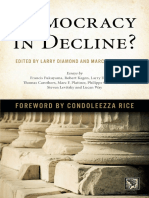 (a Journal of Democracy Book) Larry Diamond, Marc F. Plattner (Eds.)-Democracy in Decline_-Johns Hopkins University Press (2015)