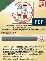 p3k Dokter Kecil (Dr. Singgih Hp)
