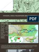 Yichang China Transporte Brt Sostenible