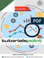 Business Analysis Tutorial