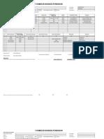 Formulir Biodata Penduduk