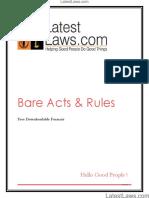 Bangalore Metropolitan Region Development Authority Act, 1985