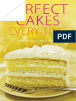 50858649 Perfect Cakes Every Time Victoria Combe
