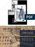 Forty Years of Tai Chi Chuan