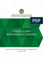 Materi Pelatihan PKD Pengelolaan Barang Milik Daerah