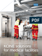 Kone Elevator Medical Solutions