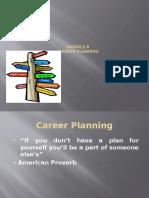 Module 8 Career Planning