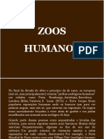 Zoos Humanos