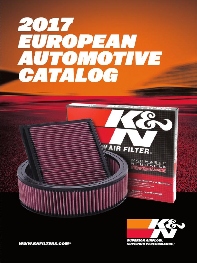33-2813 K/&N AIR FILTER fits PEUGEOT 206 GTI 2.0 Diesel 1999-2007