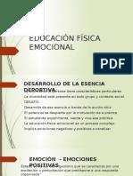 5-Educación Física Emocional