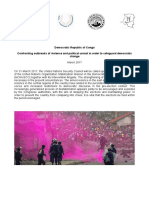 DRC Joint Position Paper