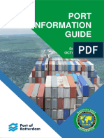 Port Information Guide Rotterdam
