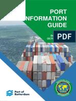 Port Information Guide Rotterdam