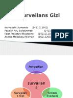 Surveilans Gizi
