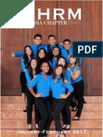 SHRM Aloha Chapter Spring '17- Jan/Feb E-Magazine