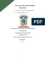 pedagogia tecnocientificas
