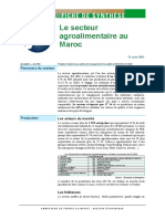 l'Industrie Agroalimentaire