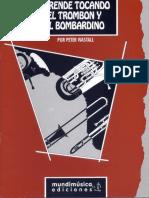 1.[ Peter Wastall] Aprende Tocando El Trombón y El Bombardino